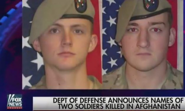 2 US Army Soldiers Killed Fighting ISIS in Afghanistan