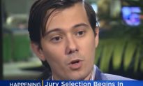 """Martin Shkreli, """"Most Hated Man in America,"""" Fraud Trial Begins Monday"""