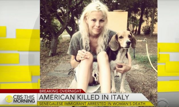Senegalese Immigrant Arrested In Italy For American's Death