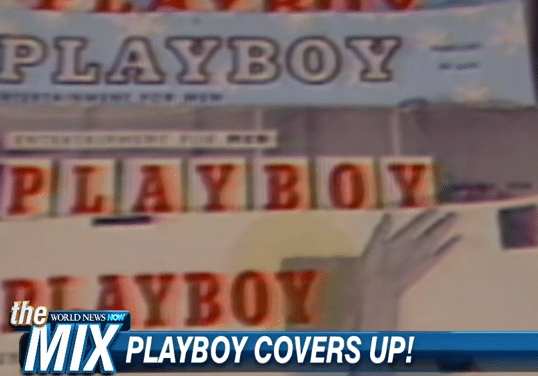 Playboy Decides It Will Eliminate Its Nude Pictures From The Magazine