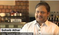 The Man Who Inadvertently Live-tweeted Bin Laden Raid