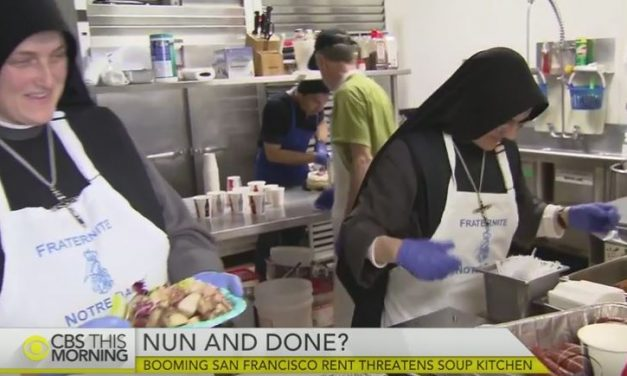 Booming San Francisco Rent Threatens Nuns' Soup Kitchen