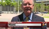 Suspicious Package At Miami Police Station Prompts Evacuation, Detonation