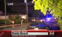 One Year Old Shot, Killed By Father In Dania Beach