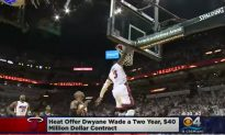 Heat Offers Dwyane Wade 2-Year, $40 Million Contract