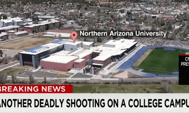 Another College Shooting,This Time At Northern Arizona University
