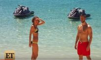 Taylor Swift and Calvin Harris Take a Romantic, Tropical Vacation Together