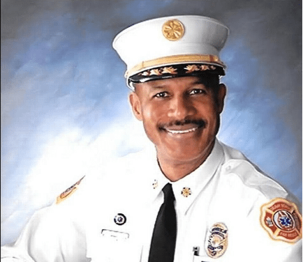 Fire Chief David Charles James Dies