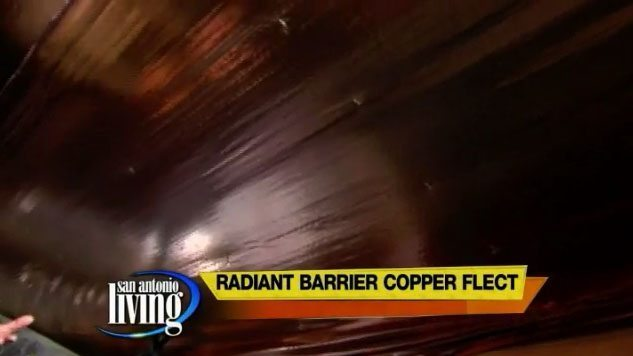 Is Your House Warming Up and FP&L Bills Through the Roof? Copper Flect Radiant Barrier Technology is the Solution!