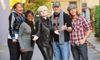 Gay Icon Cyndi Lauper Opens LGBT Shelter For Youth In New York