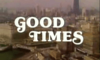 Good Times Starring The Evans