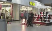 Hoverboard Bursts Into Flames Once Again