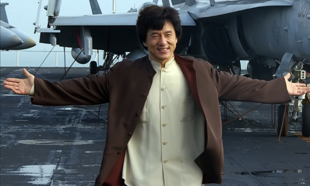 Jackie Chan has a New Action Movie