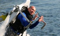 News Agency's Still Trying to Sell Us $100k Water Jet Pack