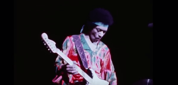 The Jimi Hendrix Experience – Purple Haze