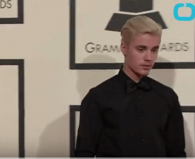 Justin Bieber is a Cry Baby!