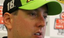 NASCAR Fight: Kyle Busch Bloodied After Throwing Punches At Joey Logano