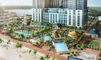 The Lojeta Group Just Poured Its 17th and Final Floor Of The New Jimmy Buffett's Margaritaville Hollywood Beach Resort!!!