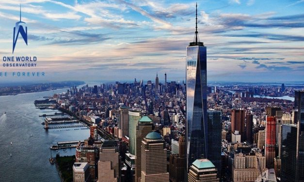 Reviewing One World Observatory, NYC!