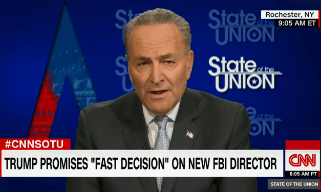 No FBI Vote Until A Special Prosecutor Is Installed!!!