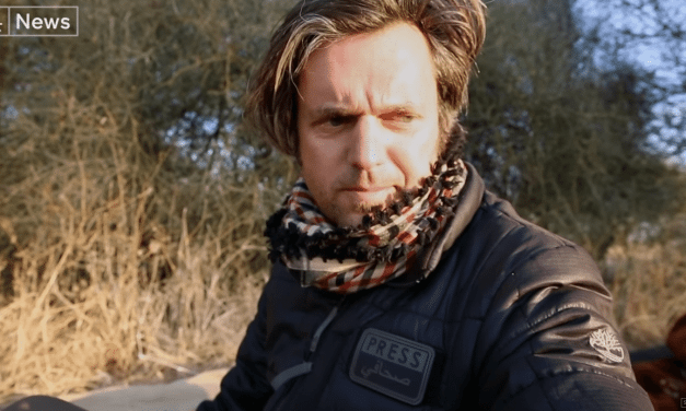 News Guy Gets Kidnapped in Sudan and Manages to Record It