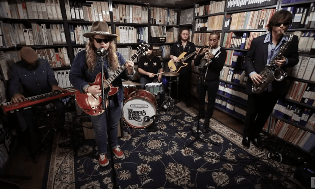 The Marcus King Band – Rita Is Gone