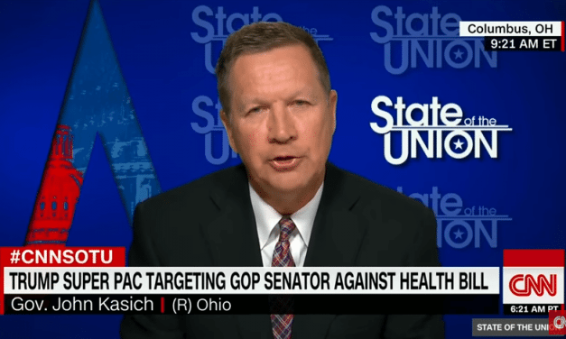 John Kasich Say's No One in Politics Cares About Poor People