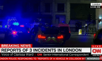 London In The Midst Of A Terror Rampage