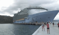 """Passenger Falls Overboard Off Atlantis Gay Cruise RC """"Allure Of The Seas"""""""