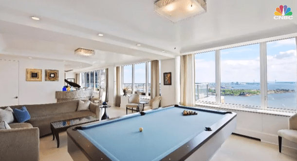 Check Out These Ritz Carlton Penthouses in Battery Park NYC