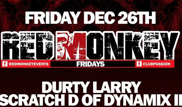 See Durty Larry Spin Tonight at the Hard Rock!!! #PassionNightClub
