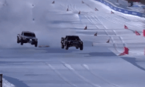 Top Five Moments from Red Bull Frozen Rush 2015