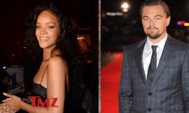 Is Leonardo DiCaprio Hooking up with Rihanna?