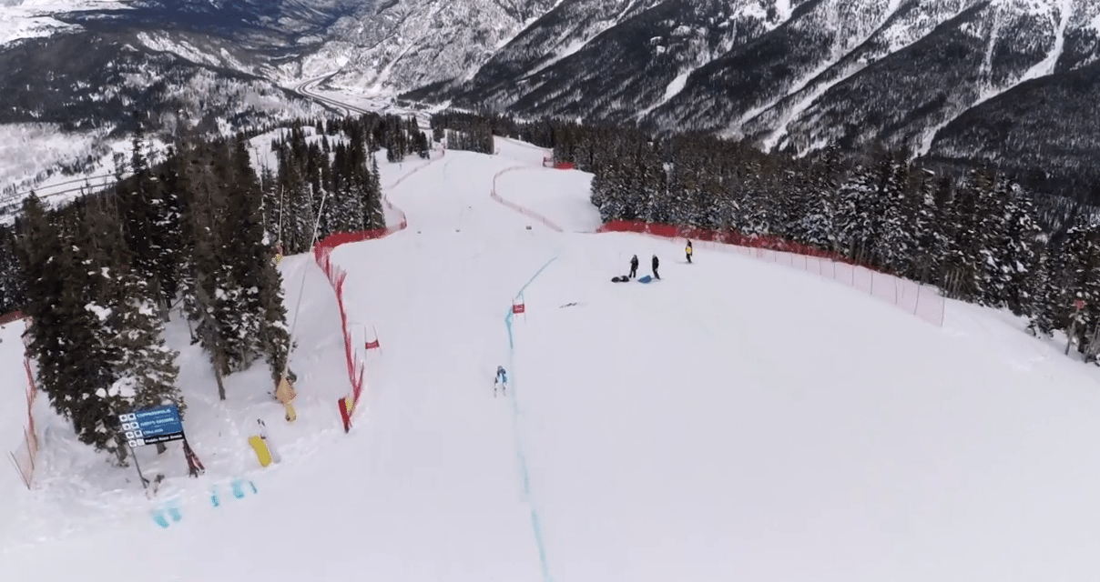 Watch Ted Ligety Take a Practice Run at The Vail/Beaver Creek 2015 World Alpine Skiing Championships