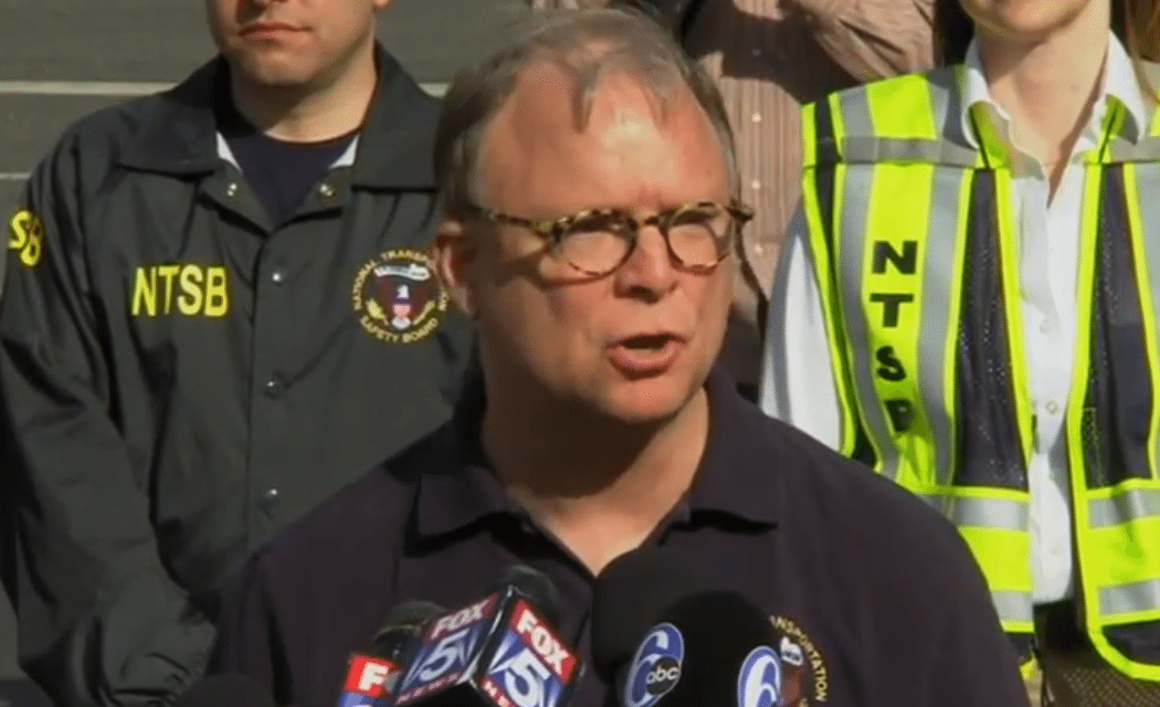 Philly Train Was Going 106 Mph Before Derailment