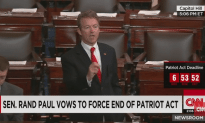 Rand Paul – The Right to Be Left Alone
