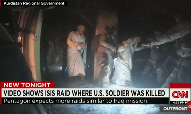 Hostages Run As America Special Forces Free Them From ISIS
