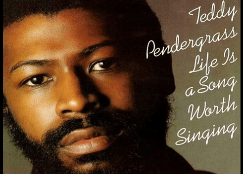 Teddy Pendergrass- When Somebody Loves You Back