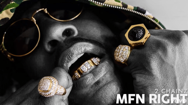 2 Chainz Feat. Lil Wayne – MFN Right Remix (Audio)