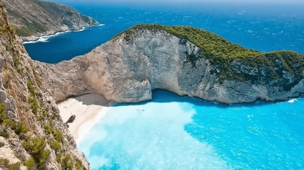 The World's Top Ten Most Amazing Beaches!