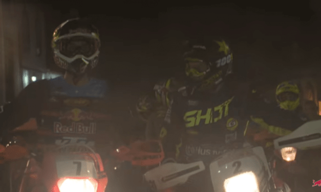 The 2017 Hard Enduro World Series