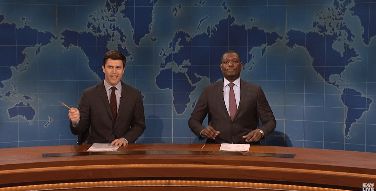 Weekend Update May 20th 2017 – Saturday Night Live
