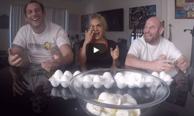 PKMN Plays Egg Roulette With Chelsey Novak!