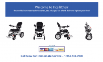 Having the Best Foldable Wheelchair Eases the way for Travelers with Disabilities