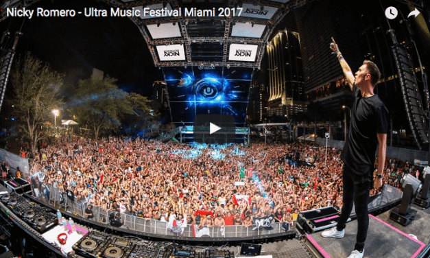 Nicky Romero – Ultra 2017 Full Set