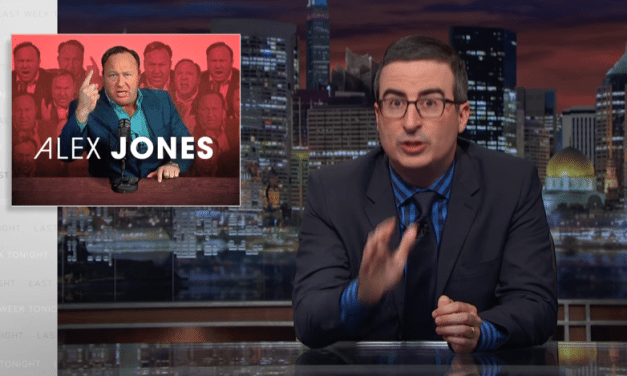 Alex Jones Is A Phony – John Oliver