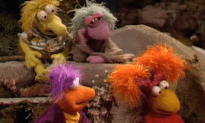 Fraggle Rock – Let The Water Run