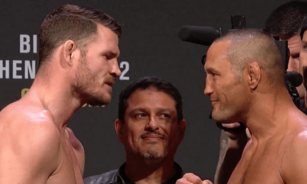 Michael Bisping Vs Dan Henderson Pre Fight Break Down