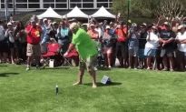 John Daly Makes Golf Cool for Five Seconds