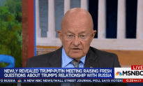 James Clapper – Trump Is Making Russia Great Again